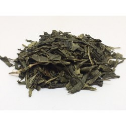Té verde China Bancha.