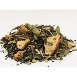 Té verde Green Apple Bio.